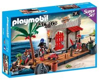 Playmobil: Pirate Fort SuperSet (6146)