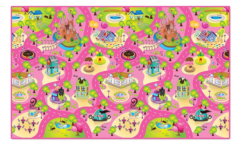 Rollmatz: Large Playmat - Candyland image