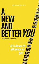 A New and Better You by Joe Harbot image