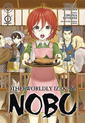 Otherworldly Izakaya Nobu Volume 2 by Natsuya Semikawa
