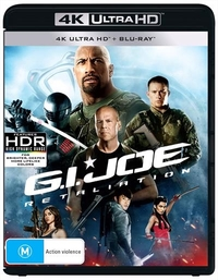 G.I. Joe: Retaliation on UHD Blu-ray