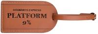 Harry Potter: Leather Luggage Tag - Platform 9 3/4