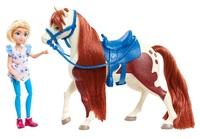 Spirit: Collector Doll & Horse Set - Abigail & Boomerang