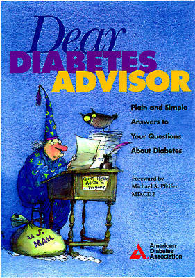 Dear Diabetes Advisor by American Diabetes Association image