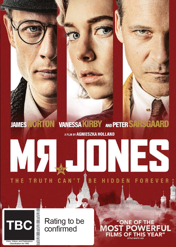 Mr. Jones on DVD