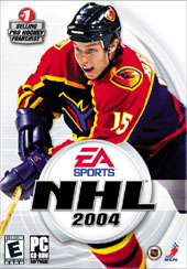 NHL 2004 for PC Games