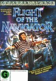 Flight Of The Navigator on DVD image