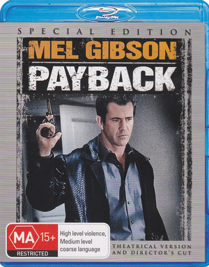 Payback on Blu-ray