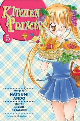 Kitchen Princess by Natsumi Ando