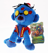 Creepy Cuddlers - Zombies Plush Series 2 - Jangles