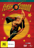 Flash Gordon (1980) - Special Edition DVD