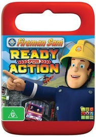 Fireman Sam: Ready For Action on DVD