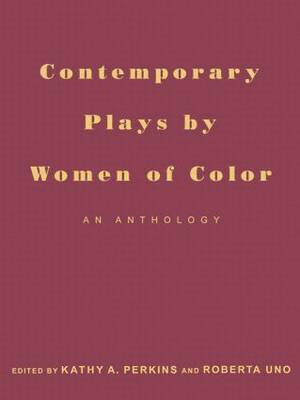 Contemporary Plays by Women of Color image