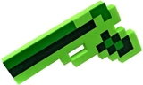 8-Bit Green Pixel Foam Gun