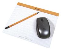 Rhodia Clic Bloc Mouse Pad 19x23cm 30 Sheets image