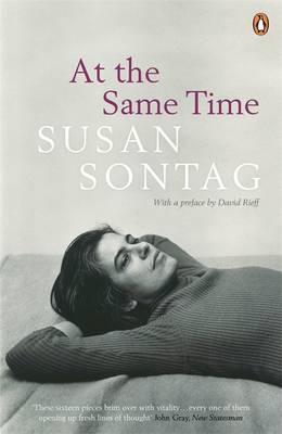 At the Same Time by Susan Sontag image