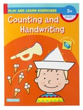 Gillian Miles - A4 Play & Learn - Counting and Handwriting: Book 1