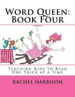 Word Queen: Book Four by Rachel Harbison image