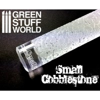 Green Stuff World Texture Rolling Pin: Small Cobblestone