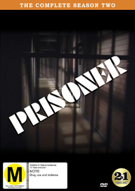 Prisoner: The Complete Season Two on DVD