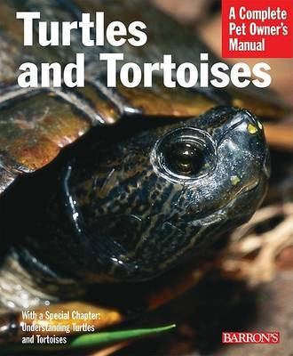 Turtles and Tortoises by Richard Bartlett image