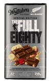 Whittakers: The Full Eighty Milk Chocolate Block (250g)