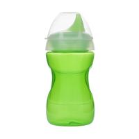 MAM Learn to Drink Spill-Proof Bottle - 270 ml - Green