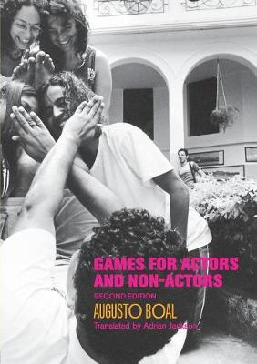 Games for Actors and Non-Actors by Augusto Boal image
