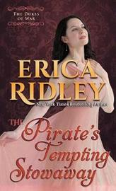 The Pirate's Tempting Stowaway by Erica Ridley image