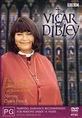 Vicar Of Dibley - The Complete Third Series on DVD