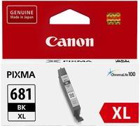 Canon: CLI-681XL Ink Cartridge - Black