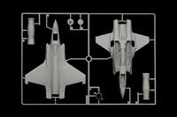 Italeri 1/72 F-35A Lightning II - Scale Model Kit image