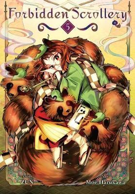 Forbidden Scrollery, Vol. 5 by Moe Harukawa