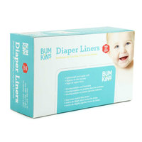 Bumkins: Nappy Liners (100 Pack)