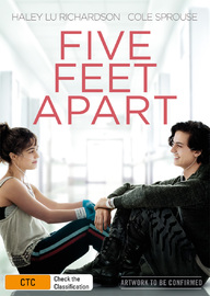 Five Feet Apart on DVD