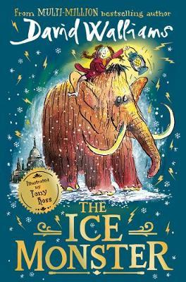 The Ice Monster by David Walliams image
