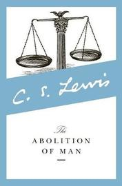 The Abolition of Man by C.S Lewis image