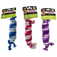Chomper Fashion Rope Dip Dye Twist