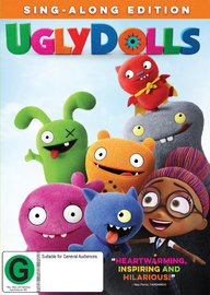 Ugly Dolls on DVD image