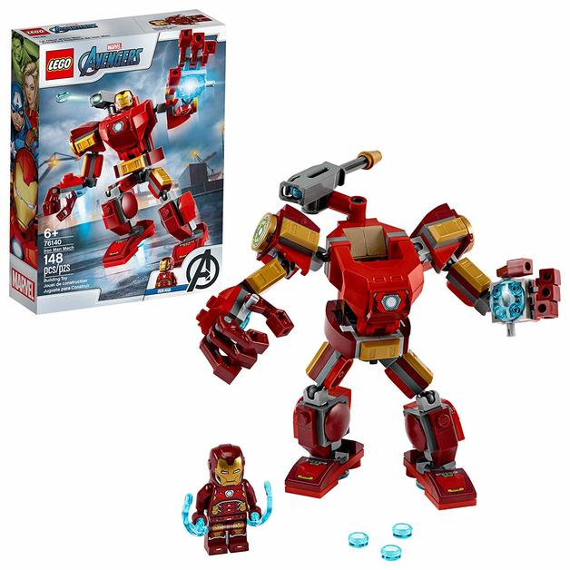 LEGO Marvel: Iron Man Mech - (76140)
