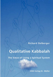 Qualitative Kabbalah by Richard Oelberger image