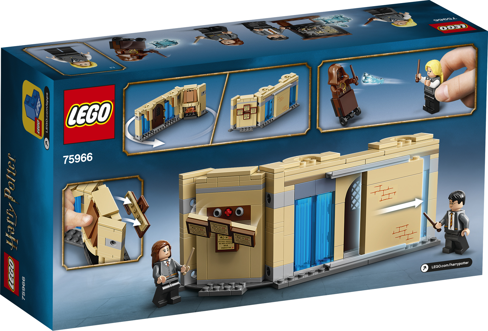 LEGO Harry Potter: Hogwarts Room of Requirement - (75966) image