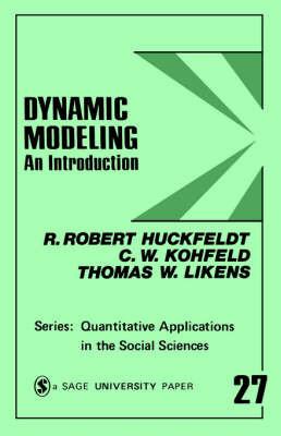Dynamic Modeling by R.Robert Huckfeldt image