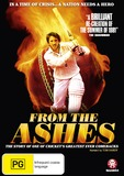 From the Ashes on DVD