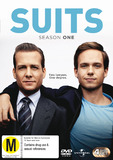 Suits - Season 1 DVD