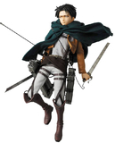 Attack on Titan RAH Levi 1/6 Action Figure