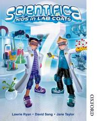 Scientifica Pupil Book 7 (Levels 4-7) by David Sang image