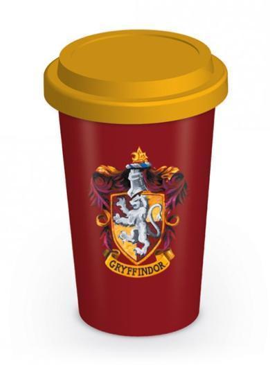 Harry Potter - Gryffindor Travel Mug