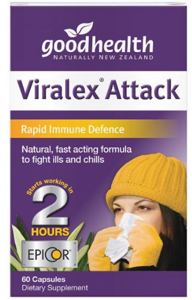 Good Health Viralex Attack (60 Capsules)