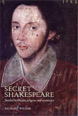 Secret Shakespeare by Richard Wilson image